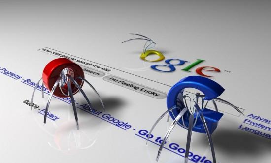 google crawl index