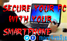 rohos secure your computer with your smartphone